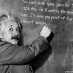 Einstein Says So