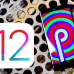 New Features on iOS 12 and Android Pie