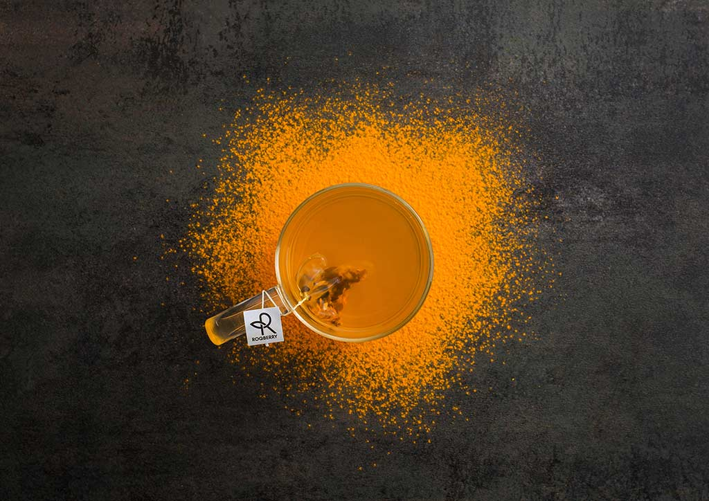 Roqberry Turmeric Chai